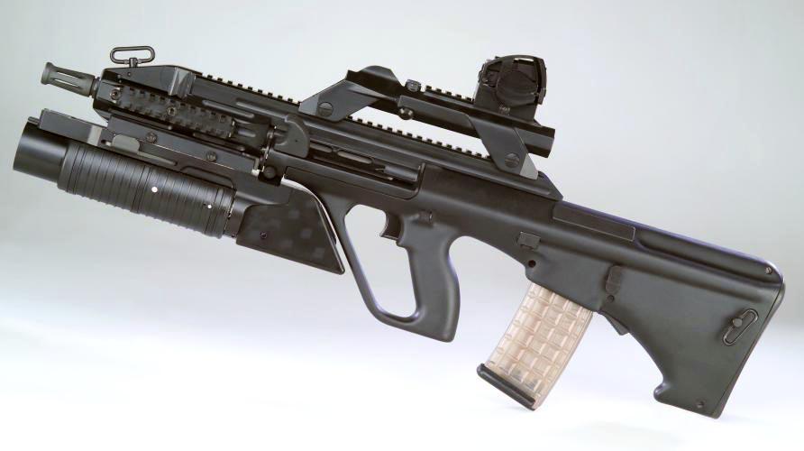 سلاح aug a3